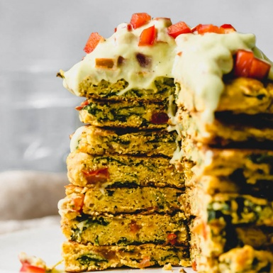 Chickpea Pancakes