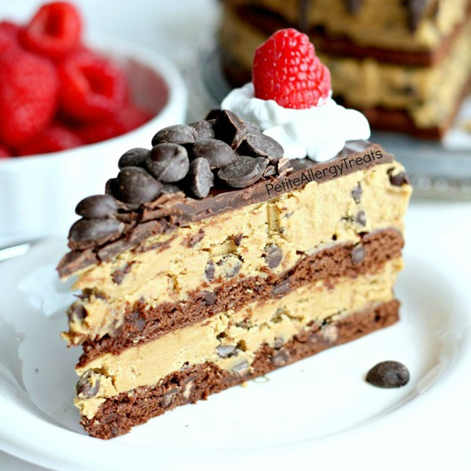 Chocolate Chip Cake Recipe Pinterest