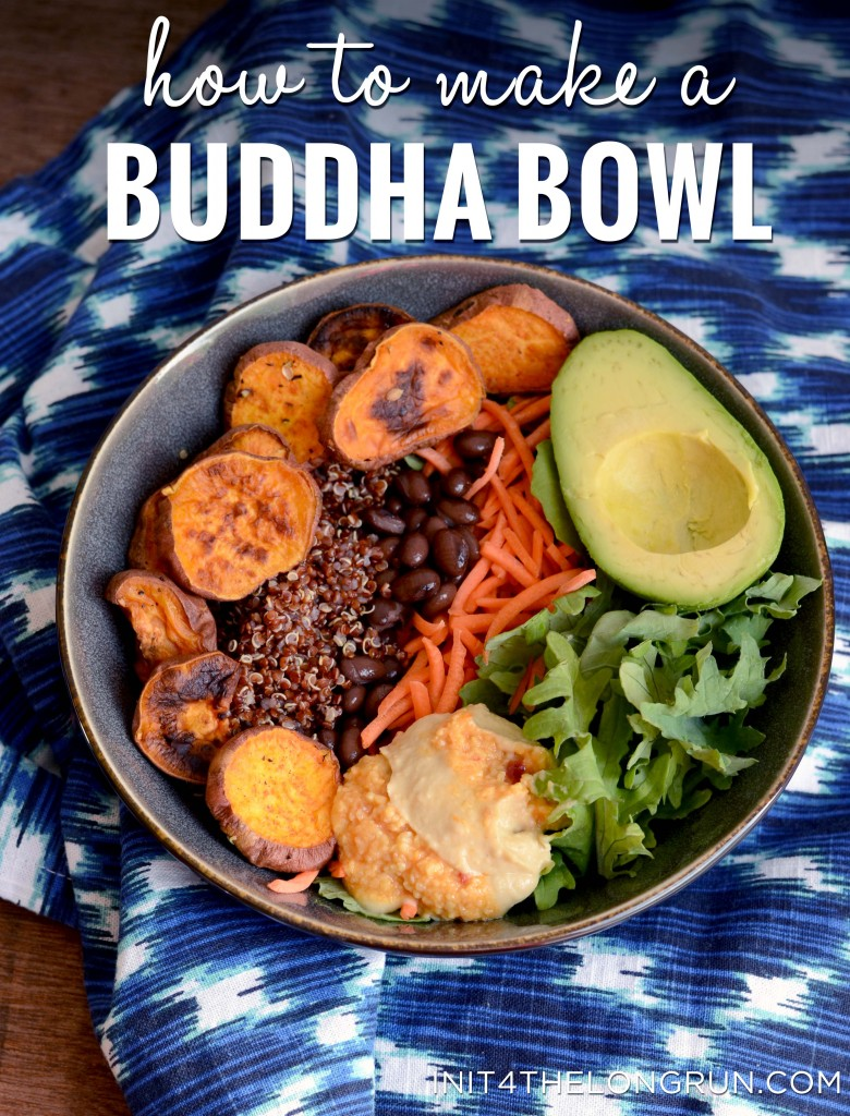 Looking for healthy, vegan lunch ideas? This shows you step-by-step how to make the perfect Buddha bowl - plus more lunch recipes!