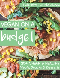 Vegan on a Budget eBook
