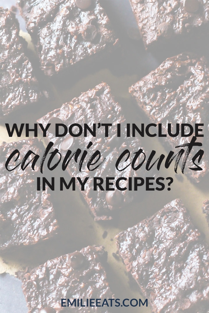 There's a reason I don't include the calorie or carb content of my recipes... because you deserve to enjoy the food you crave without worrying about numbers!