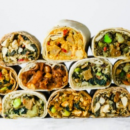If you need to stock your freezer with easy meals for busy days, try some of Sweet Earth's plant-based frozen burritos! I'm reviewing six different flavors to help you find one (or more!) you'll love.