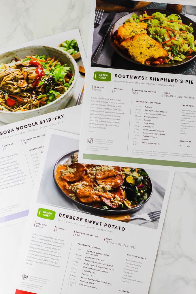 Are meal delivery services worth it? I'm sharing all the details on Green Chef and their Vegan Plan! (PS: A special discount is waiting for you in the post!)