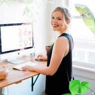 """One of the most common questions I get is """"how did you switch career paths to become a registered dietitian (RD)?""""I'm detailing every step you'll need to take if you want to become a dietitian and have anon-nutrition bachelor's degree."""