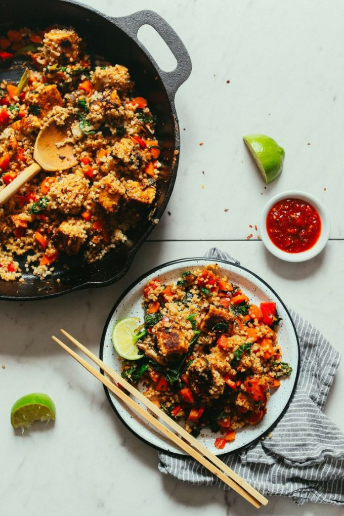 15 of the Best Vegan Tempeh Recipes