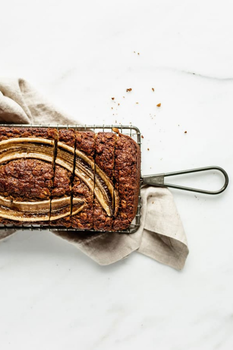 Banana Bread by Choosing Chia